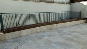 חיפוי ספסל דק סינטטי - Tech Wall בית פרטי