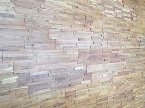 חיפוי קיר עץ אלון